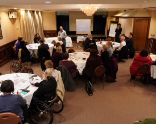 Connectors/Kaitūhono for the transformed disability support system have begun their training induction, as the teams prepare for the launch in MidCentral on 1 October this year.