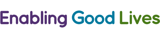 Enabling Good Lives logo